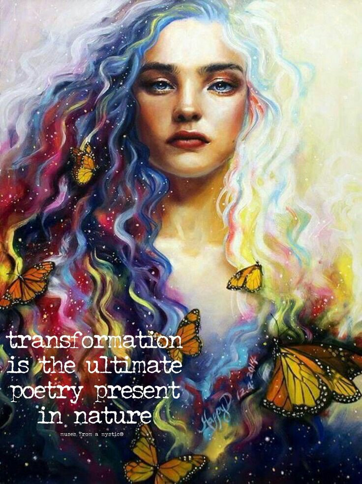 #TRANSFORMATION is the #Poetry of #Nature.#JoyTrain #Joy #Love #Growth #Peace  RT @ritahealer