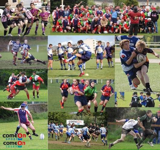 Rugby is a family before all. Le Rugby est une famille avant tout. Camaraderie, Quality, Organisation, Efficience and Involvement on rugby tours.  http://www. comeonsport.com  &nbsp;   #ComeOnSport #rugbytours #rugbytournaments #minisrugby #juniorrugby #FranceRugby <br>http://pic.twitter.com/KrU90q8SZp