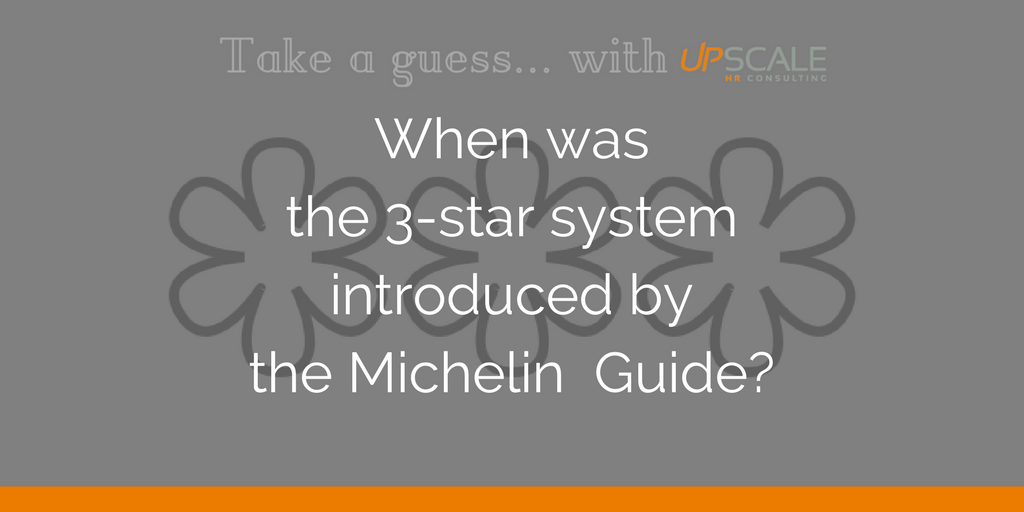 If you can answer that question about the #Michelin Guide, please reply in the comment section by tomorrow. Have a good day! #Wednesday #luxury #hospitality #travel #retail #recruitment #recrutement <br>http://pic.twitter.com/IbwAVtRS2Q