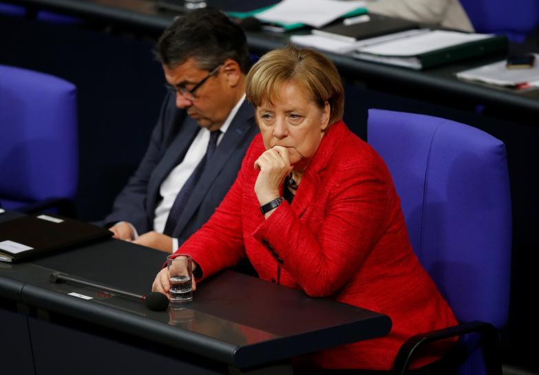 Some German Social Democrats question rejection of grand coalition https://t.co/kSIiDsPlsy https://t.co/mBSh85hPlN