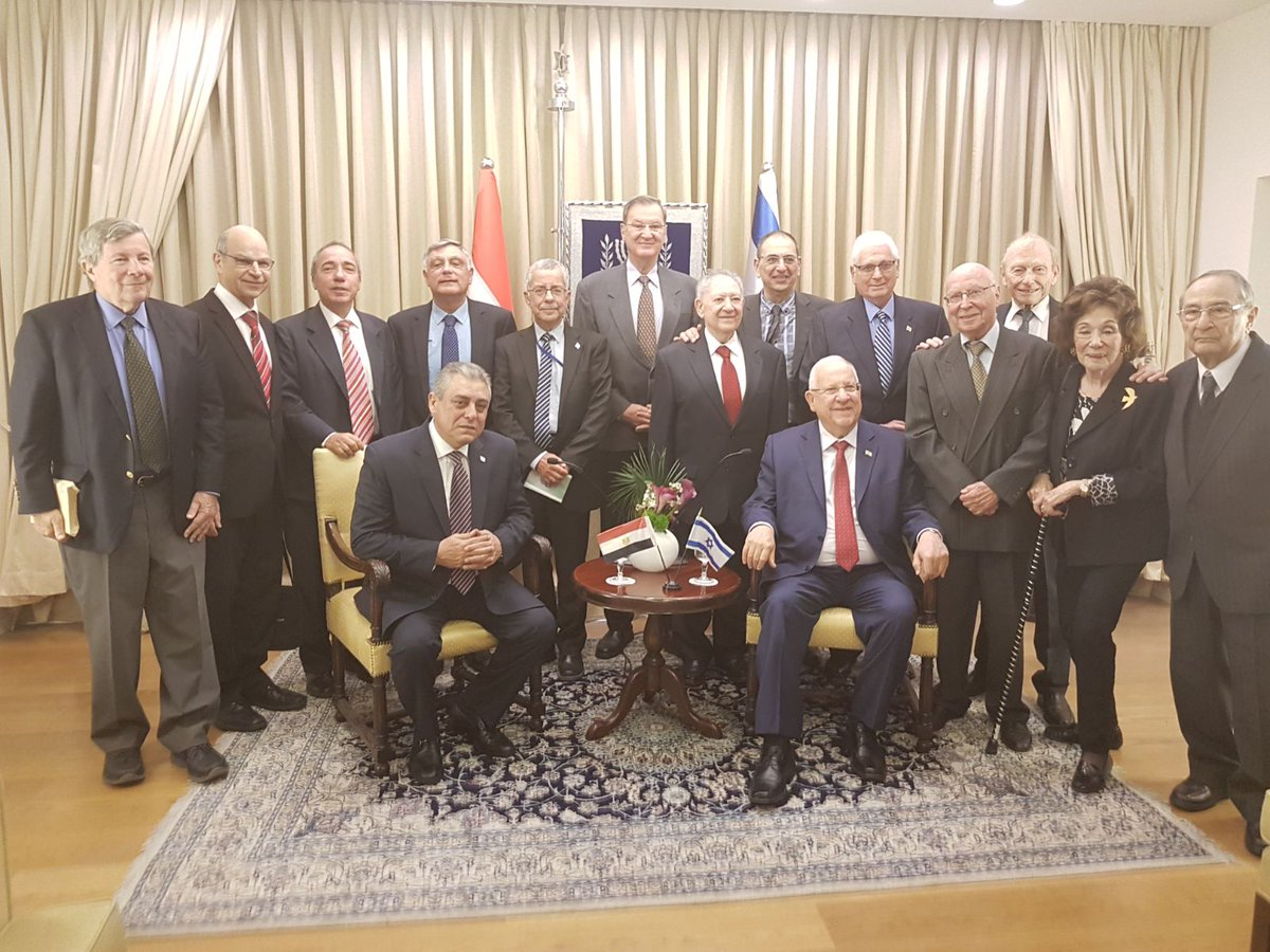 Take a good look at the people in this : Every #Israeli ambassador to #Egypt, #diplomats who turned the idea of #peace between the countries into action, and built a new reality that benefits all. Stellar civil servants and true heroes of peace.<br>http://pic.twitter.com/qj3BKxEGZ2