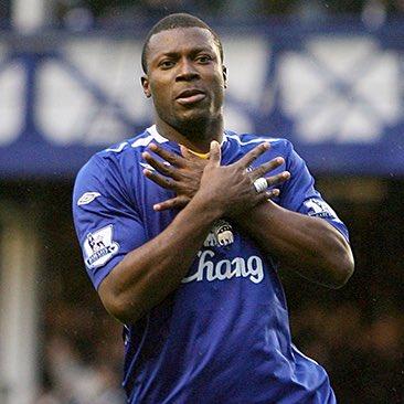 Happy 35th birthday and happy retirement to former Everton player Yakubu Aiyegbeni!