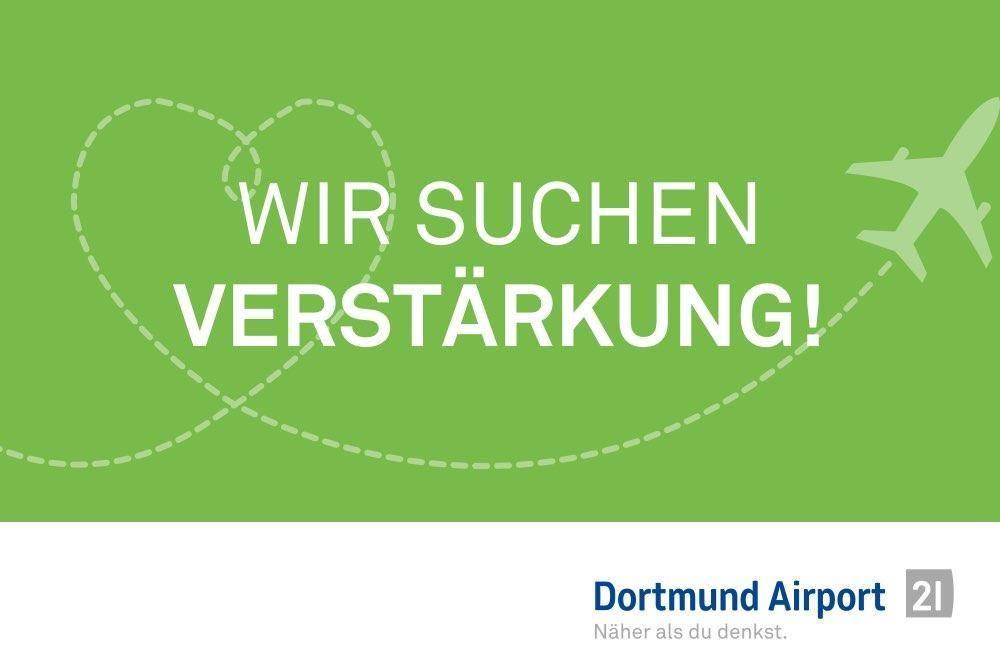 Flughafen Dortmund On Twitter Dtmkarriere Help Wir Suchen Ab