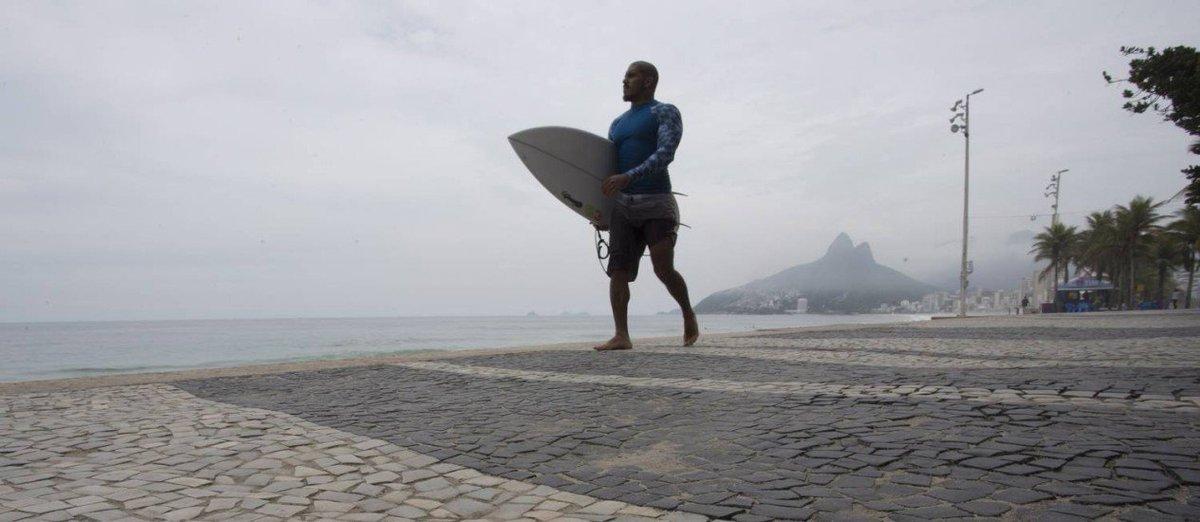 Rio pode ter chuva e ventos fortes nesta quarta-feira. https://t.co/5U3GrVMH0o
