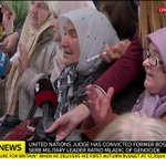 RT @SkyNews: Families of victims of the Bosnian Ge...