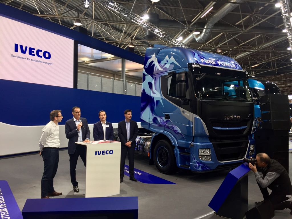 Iveco Iveco Twitter
