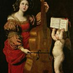Happy St Cecilia one and all, in honour of the patron saint of music.   Note to self - *must* buy new music stand.