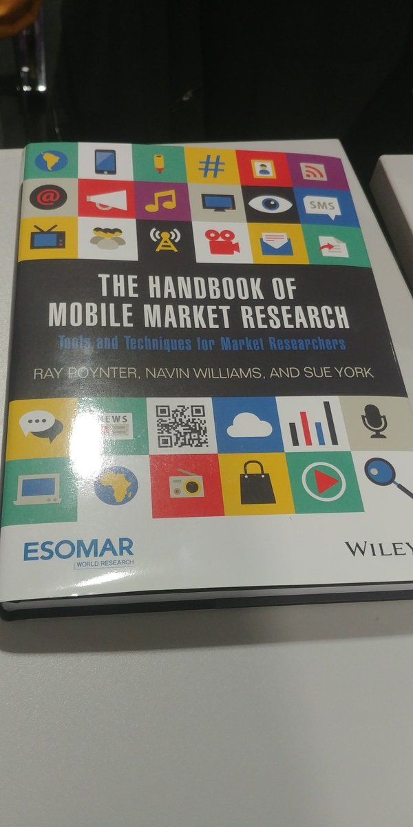 #NewMR 100% of surveyed students (ie. Me) will find this book useful :) <br>http://pic.twitter.com/BAxItqP6nQ