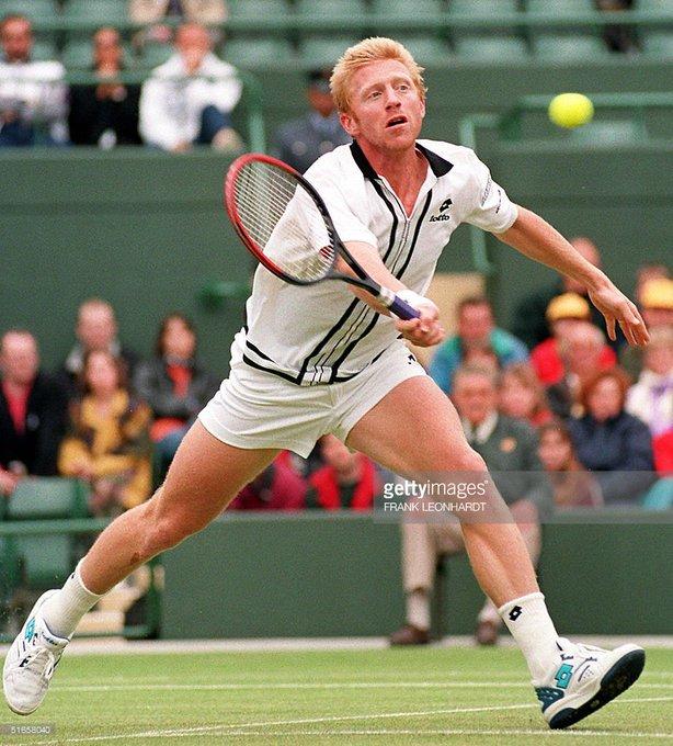 Happy Birthday to Boris Becker who turns 50 today!