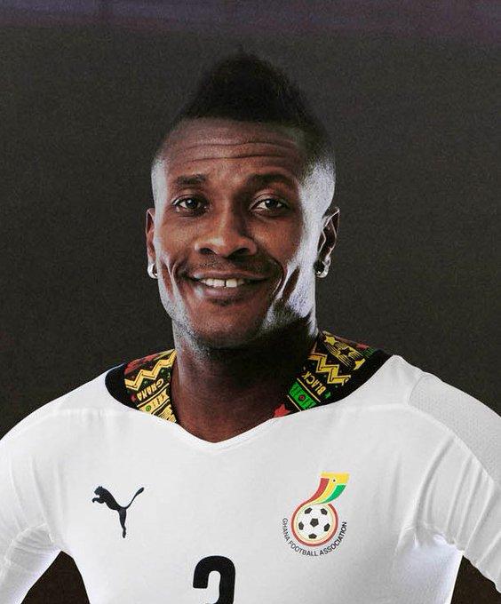 Wishing the \champ\, Asamoah Gyan a Happy Birthday.Keep flying high...