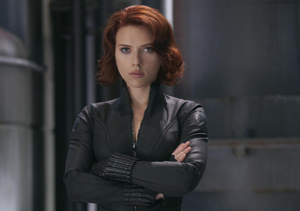 Happy Birthday to Scarlett Johansson, who turns 33 today!