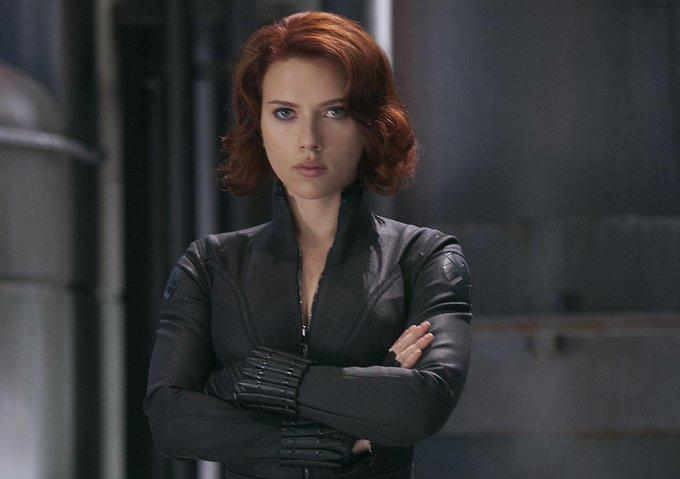 Happy Birthday to Scarlett Johansson, who turns 33 today!