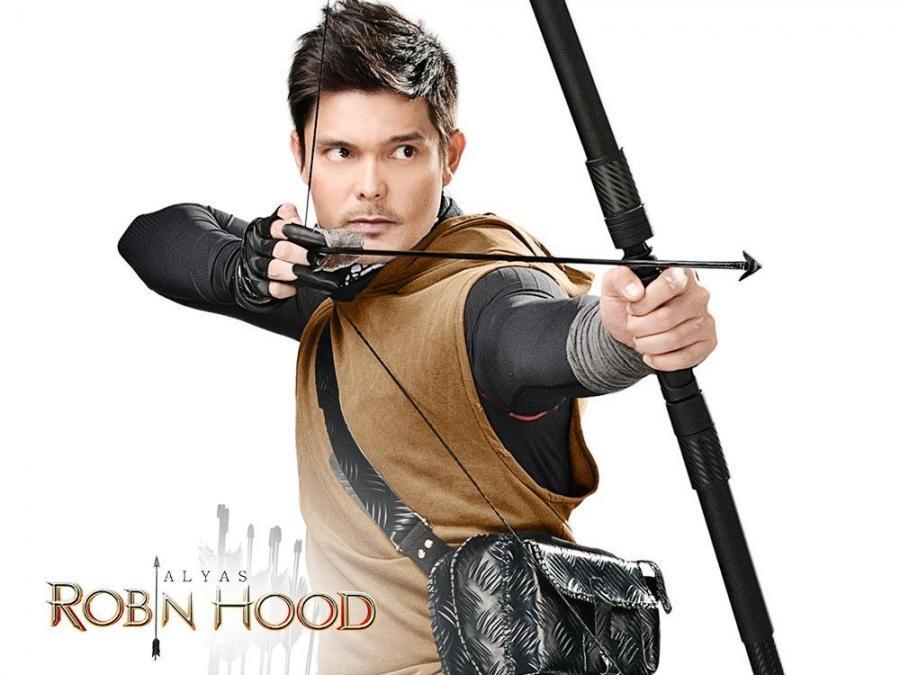 Alyas Robin Hood -  (2016)