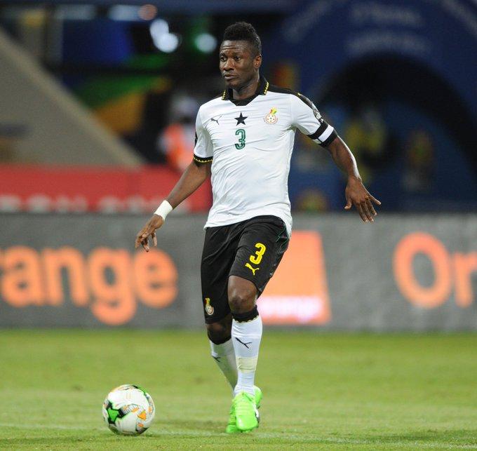 Happy 32nd birthday to Ghanian star & captain, Asamoah Gyan