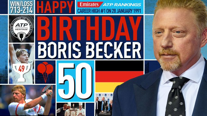 Happy 5 0 th Birthday to  legend,  Have a great day, Boris! Profile