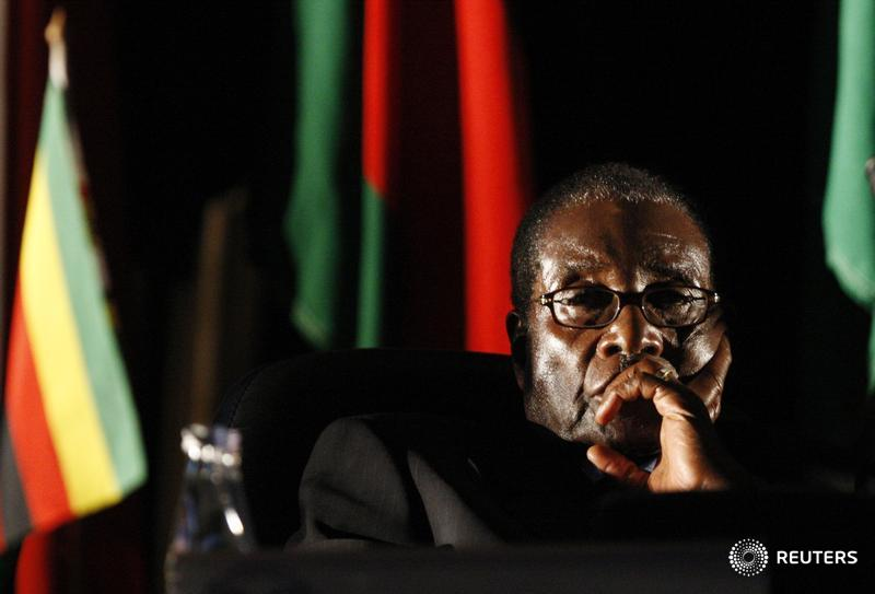 A transcript of President Robert Mugabe's letter of resignation, as read by Zimbabwean parliament speaker Jacob Mudenda.