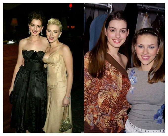 Happy Birthday to the fabulous, Scarlett Johansson.