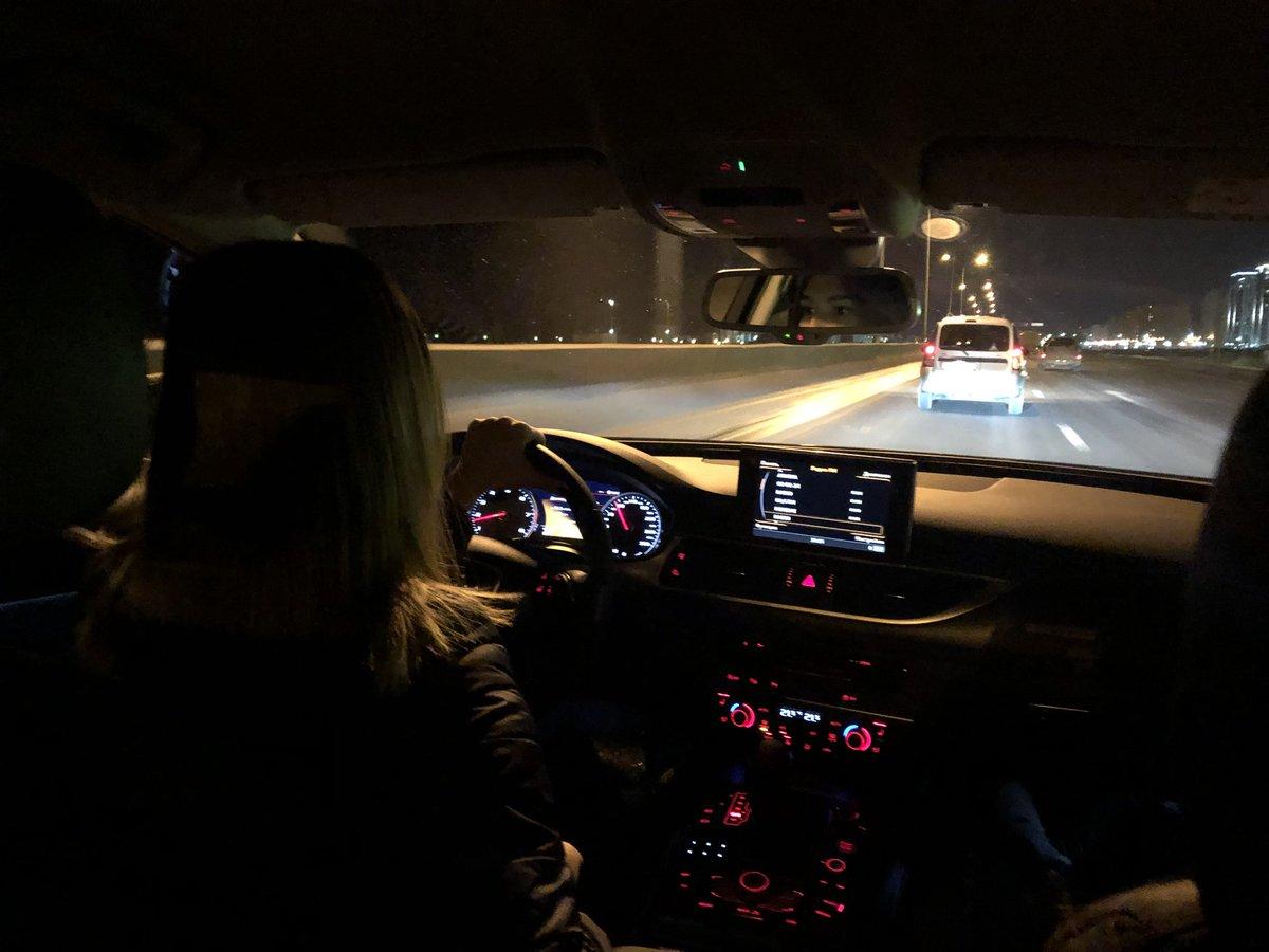 Фото парень девушка со спины ночь машина