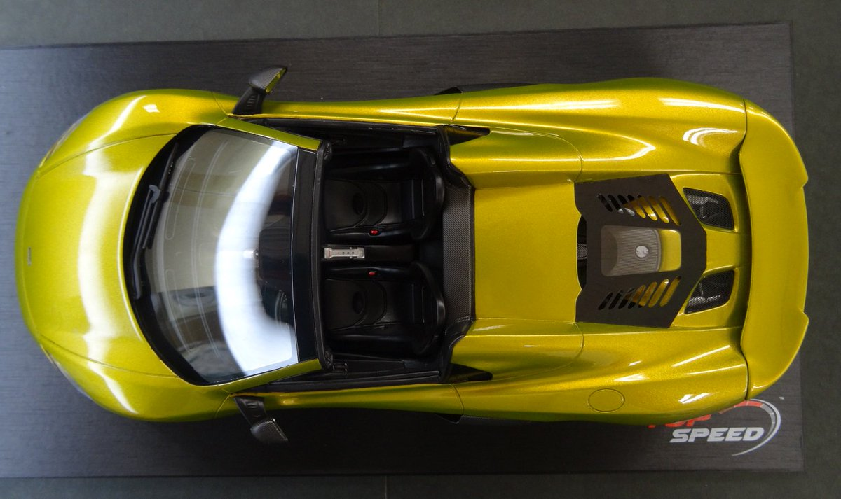 Dodge Viper rt//10 cabrio verde 1:43 uh universal hobbies
