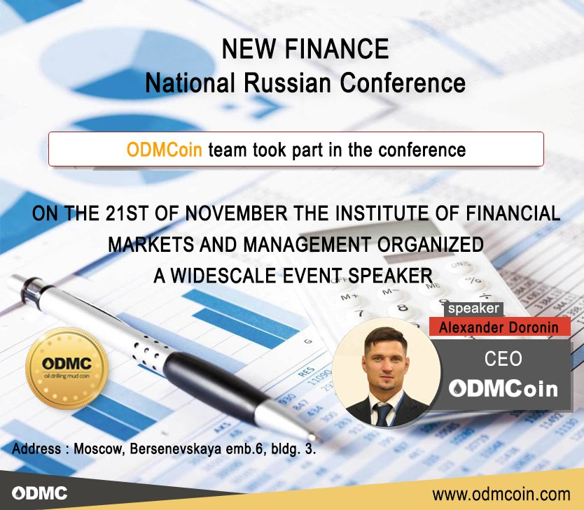 New Finances  XVII Russian conference    https://www. facebook.com/groups/odmcoin /permalink/147165119248498/ &nbsp; …   #ODМС #Oil #ICO #ODMCoin #ODMCoin_Bounty #BTC #bitcoinnews #bitcoin #Cryptocurrency #business #money #currency #coin #investors #eth #waves #icolab #gold #cryptoinvestor #blockchain<br>http://pic.twitter.com/Kau1WuAtHn