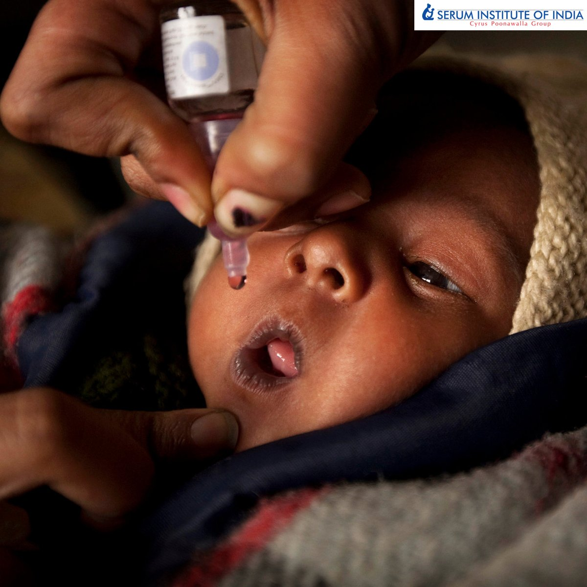 Around 65% of children in the world receive at least 1 vaccine made by us. #Healthcare #Vaccines