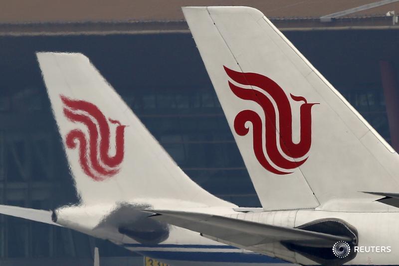 Air China indefinitely suspends flights between Beijing and Pyongyang https://t.co/2Y76Doq5Kh https://t.co/MYOkSQFOLt