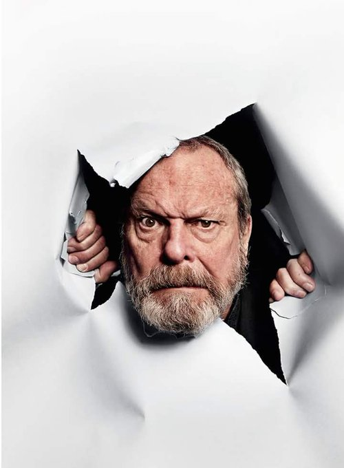Happy Birthday Terry Gilliam.   77 years young today!!!