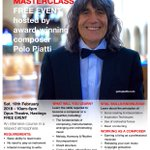 #Free composition master class in #hastings from @polopiatti @OpusHastings #composition #music #orchestration