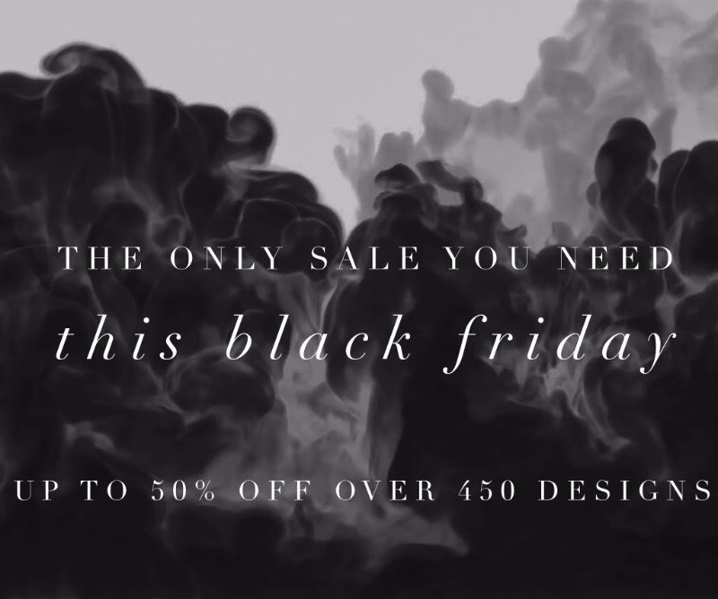 Black Friday sale now on.   Prices slashed on over 450 designs, some up to 50% off.  Click here to be taken to the good stuff:  UK: https://t.co/6gBtsIEHSv US: https://t.co/uGksGLrKQi https://t.co/pudXVXh4Sc