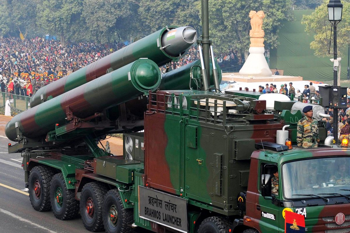 RT @EconomicTimes: #India successfully test fires #BrahMos from Sukhoi-30 fighter aircraft | https://t.co/r11Nk8WckF https://t.co/uGYU5MLL70