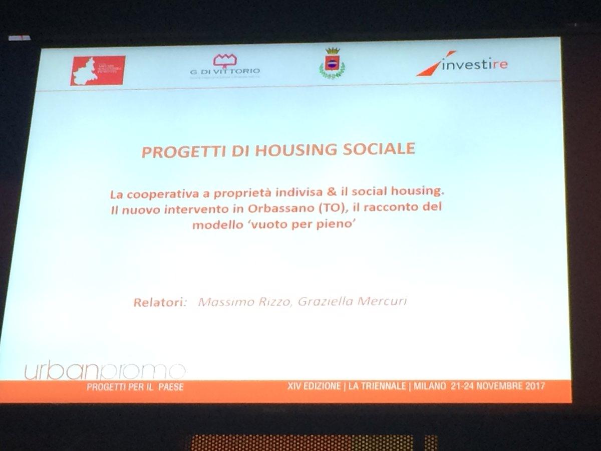 """Lavoro Per Architetti Torino legacoopabitanti on twitter: """"viene presentato ora l"""