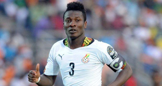 Ghana: Happy 32nd birthday to a star & captain, Asamoah Gyan