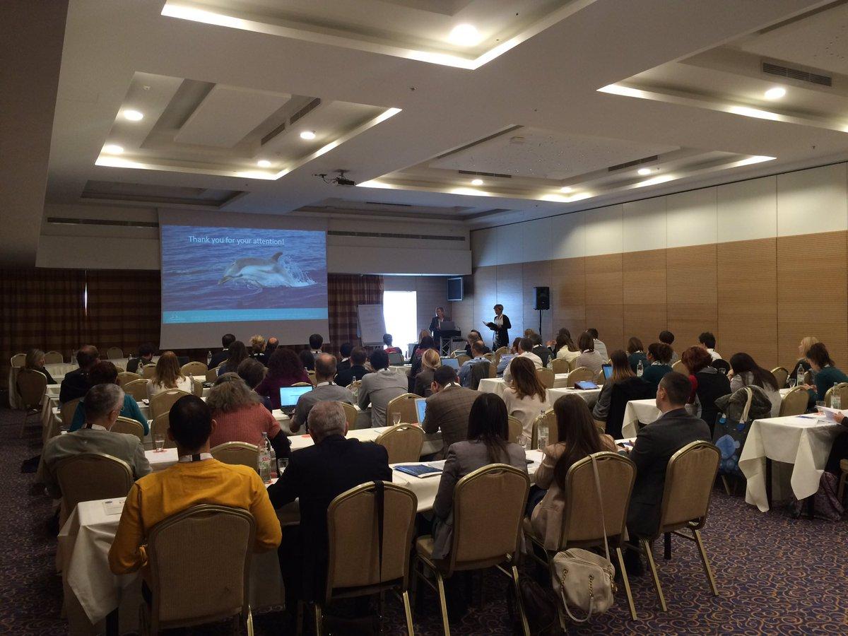 Joint workshop addressing #noisepollution in southeastern European Waters started in #Split #silentoceans  @BonnConvention @NRDC @OceanCare<br>http://pic.twitter.com/VQuZ5PyxFx