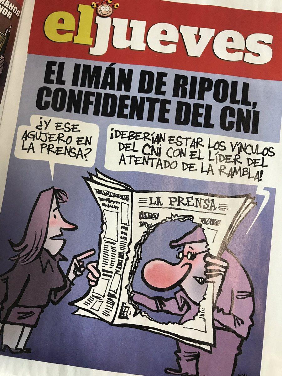 Cosas que publica @eljueves y no el rest...