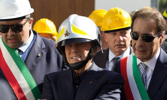 Berlusconi quer voltar à política: 'Vou a campo como capitão ou treinador'. https://t.co/ZT4eDVFgba