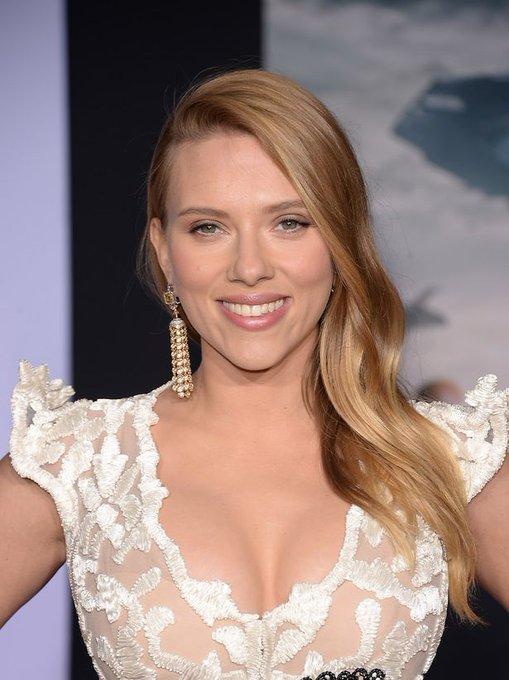 Scarlett Johansson turns 33 years old today! Happy Birthday Black Widow.
