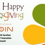 To all of our loyal followers - Happy Thanksgiving from The Center of Innovation Network - COIN