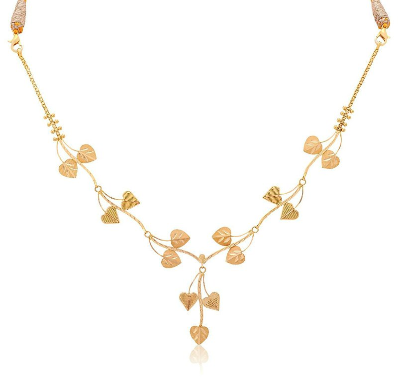 Jewelry Designs On Twitter Light Weight Gold Necklace Designs With Price In Rupees Https T Co Nn2dvyamyp Jewelry Necklace Jewelrydesign Necklacedesign Goldnecklace Goldjewelry Gold Women Fashion Style Jewellery Jewelryvidoe Https T