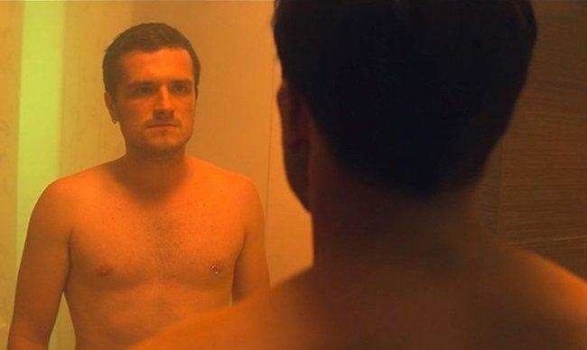 Josh hutcherson naked Nude Photos 6