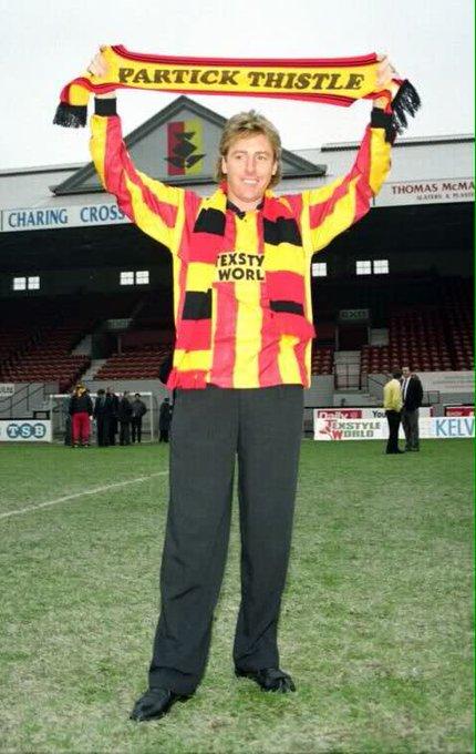 Happy Birthday to Jags legend Frank McAvennie!