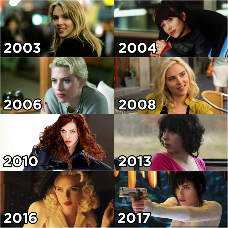 Happy birthday Scarlett Johansson! Which of her movies is your favorite?