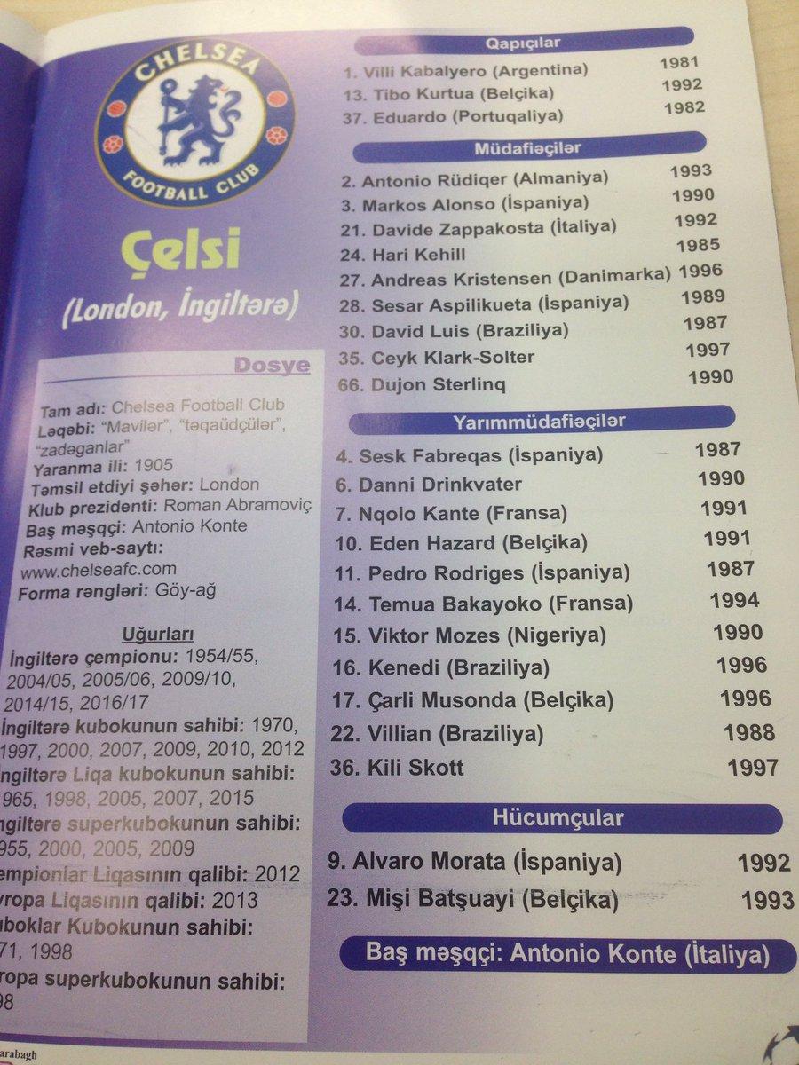 Ngỡ ngàng với tên sao Chelsea tiếng Azerbaijan - ảnh 2
