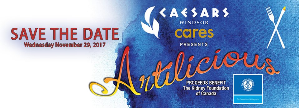 It&#39;s 1 week away! #Windsor&#39;s 3rd Annual Artilicious is around the corner, learn more:  http:// ow.ly/OR4A30gEanU  &nbsp;   @EyesOnWindsor @BizXmagazine @am800cklw @CaesarsWindsor @Nissanofwindsor<br>http://pic.twitter.com/PNDF27JghF
