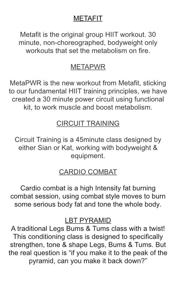 Bodywize Gym on Twitter:
