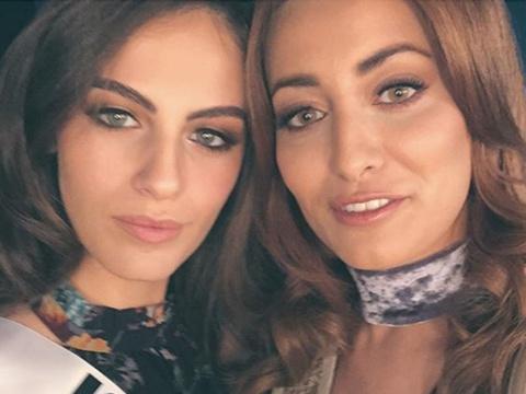 Miss Irak déclenche les passions après un selfie avec Miss Israël https://t.co/Sy36QSpHlA
