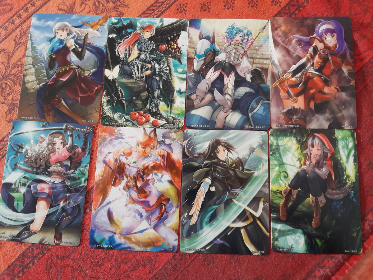 Fire emblem cipher  [Unboxings] DPPAtGEW4AAOQyJ