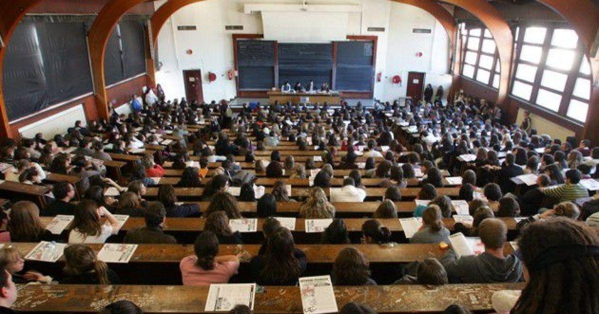 Les nouvelles règles d'entrée à l'université en Conseil des ministres https://t.co/JocQzTqjeY