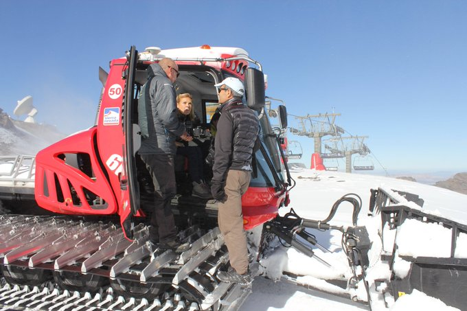 Abre Sierra Nevada! Una más para estrenar los esquís! https://t.co/hdRe3DCBoj @websierranevada @andalucianet @viveandalucia @FadiAndalucia