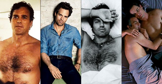 Happy birthday The Normal Heart star\s hottest ever moments as he turns 50: