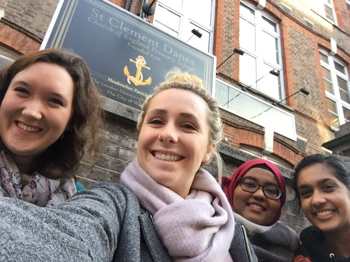 Topping off a wonderful @IFWeek 2017, delighted to speak at St Clement Danes Primary on living together in a multi-faith world. Thanks so much for having us, and to students Jaskiran and Hollie for sharing their perspectives on Sikhism and Christianity. #interfaith #sharing <br>http://pic.twitter.com/gmE9exzhbf
